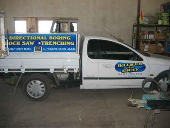 Trenching and Underground Contractors Listing