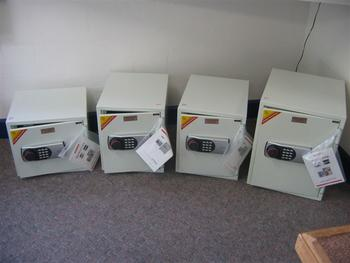 Safes and-or Vaults Listing