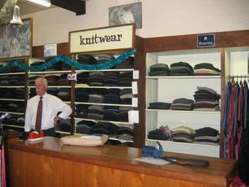 Mens Wear - Retail Listing