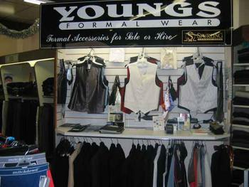 Mount Gambier Locality List  Image . This photo sponsored by Formal Wear - Rental and-or Sales Category.
