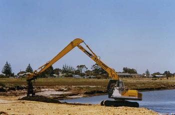 Mount Gambier Locality List  Image . This photo sponsored by Dam Construction Category.