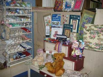 Knitting Materials and Supplies Listing