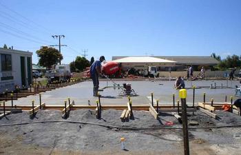 Concrete Pumping Service Listing