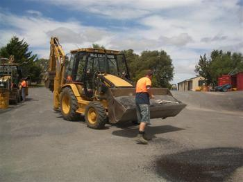 Mount Gambier Locality List  Image . This photo sponsored by Construction - Earthmoving Category.