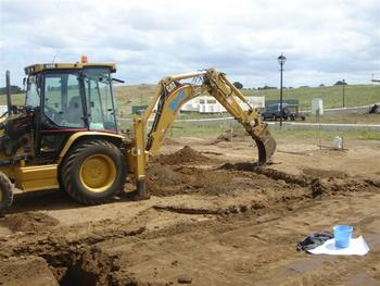 Construction - Earthmoving Listing