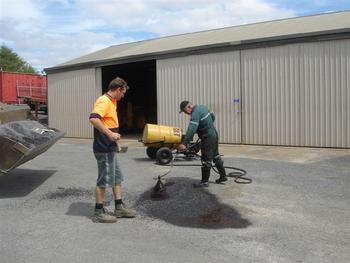Mount Gambier Locality List  Image . This photo sponsored by Bitumen and-or Asphalt Paving Category.