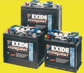 Batteries Listing