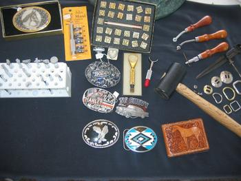 Belts and Buckles Listing