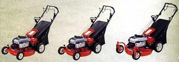Lawn Mowers Listing