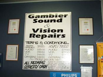 Video Recorders and Players - Service Repair Listing