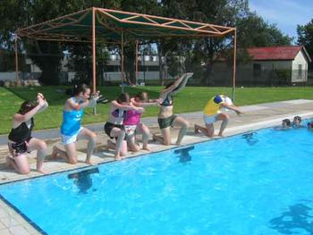 Image . This photo sponsored by Swimming - School Category.