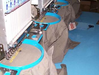 Embroidery Listing