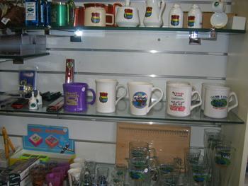 Souvenirs - Retail Listing
