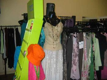 Clothing Listing