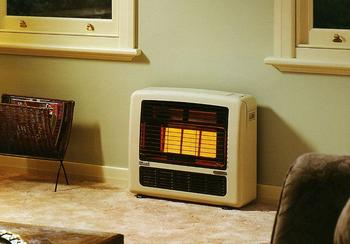 Gas Heating Listing