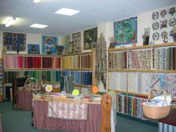 Fabric Shops Listing