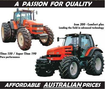Tractor Dealers Listing